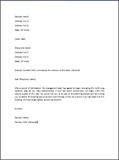 Sample Ready To Use Approval Letter Template  Formal Word Templates