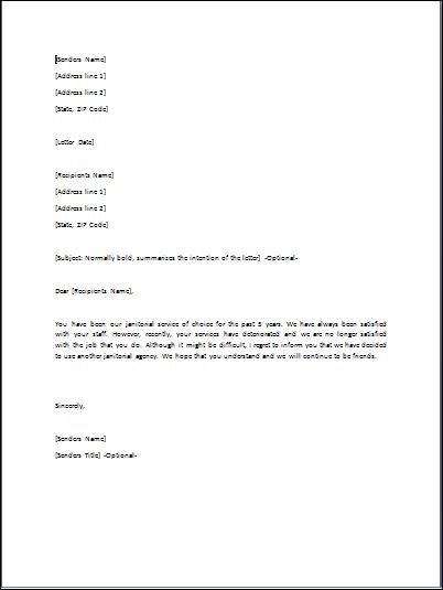 Sample Rejection Letter Template | Formal Word Templates