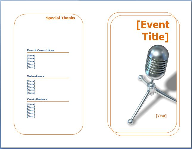 event program template publisher koni polycode co