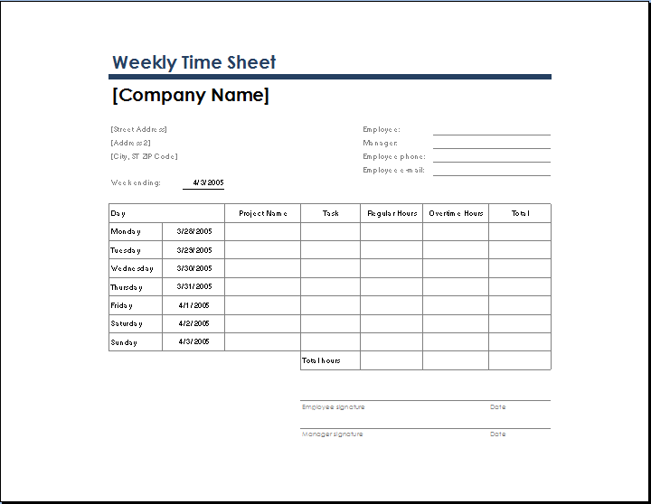 Ms excel official time sheet templates formal word templates for Overtime log template