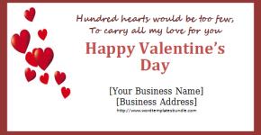 Valentine card-11