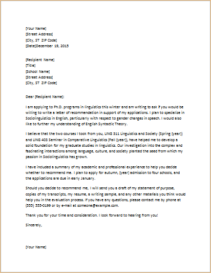 Reference Letter For A Coworker from wordtemplatesbundle.com