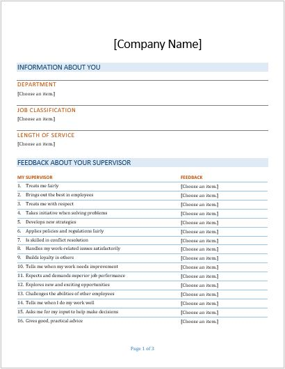 Best Service Feedback Form Contemporary - Best Resume Examples For
