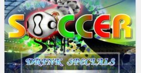 Soccer Event Flyer